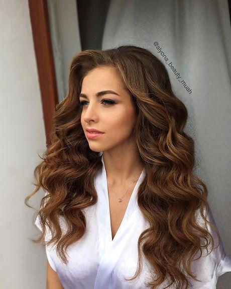 Bulizni frizurák hosszú haj